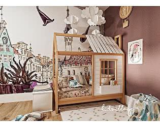 Купить кровать KidVillage Миннесота