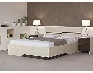Купить кровать Орма-мебель Wave Line