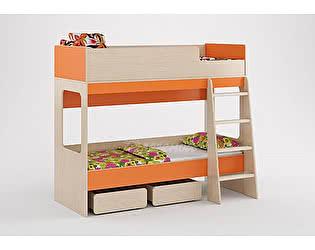 Купить кровать Легенда 38 двухъярусная