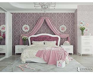 Купить спальню Сильва Бланж Комплектация 2