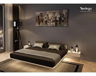 Купить кровать Wings Sky Fall Ver.1