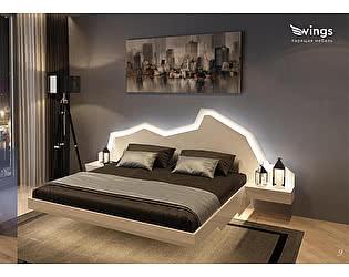 Купить кровать Wings Iceberg