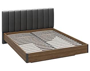 Купить кровать ТриЯ Харрис СМ-302.01.004 с мягкой спинкой