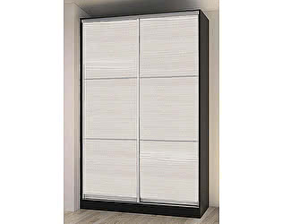 Купить шкаф Боровичи-мебель 2-дверный купе 2-дверный (1400х600)