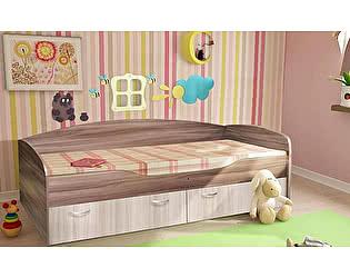 Купить кровать Диал Кровать Бриз-2 (ЛДСП)