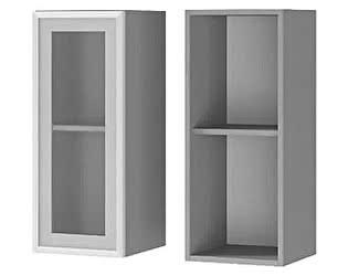 Купить шкаф BTS Арабика 3В2 1-дверный со стеклом