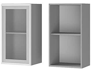 Купить шкаф BTS Арабика 4В2 1-дверный со стеклом