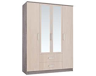 Купить шкаф BTS Фиеста 4х дверный
