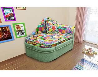Купить диван М-Стиль Алиса правый детский