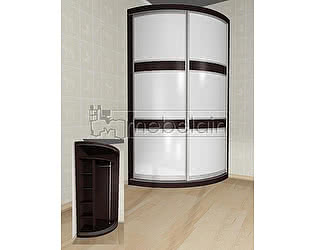 Купить шкаф Mebelain Радиусный Мебелайн 1