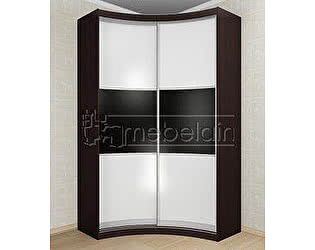 Купить шкаф Mebelain Радиусный Мебелайн 8