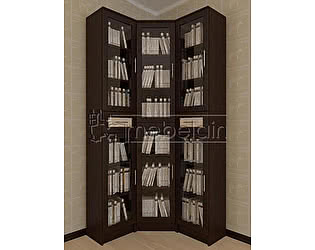 Купить шкаф Mebelain Библиотека Мебелайн 22