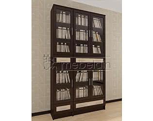 Купить шкаф Mebelain Библиотека Мебелайн 44