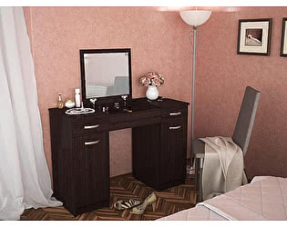 Купить стол МФ Мастер туалетный Риано-5 с зеркалом