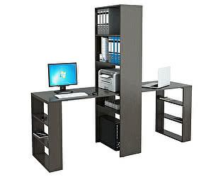 Купить стол МФ Мастер Стол-стеллаж  Рикс-455