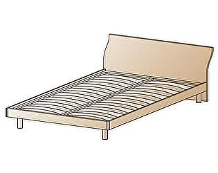 Купить кровать Лером КР-112