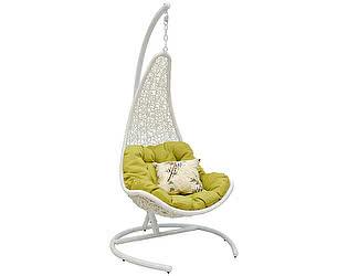 Купить кресло ЭкоДизайн WIND WHITE подвесное