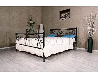 Купить кровать Francesco Rossi Лацио 1,6 с двумя спинками