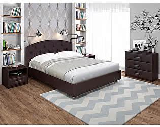 Купить кровать Промтекс-Ориент Шарли с подъемным механизмом