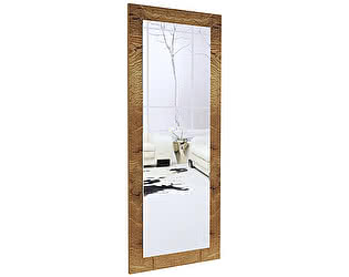 Купить зеркало СБК Ханна ПХ-9 (дуб галифакс табак)
