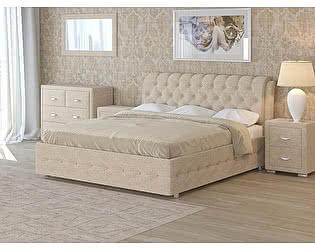 Купить кровать Орма-мебель Veda 4 (ткань бентлей)