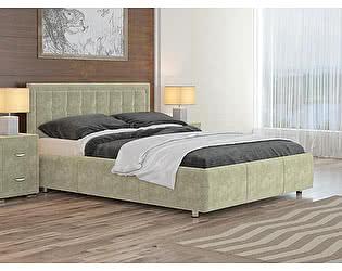 Купить кровать Орма-мебель Como 2 (ткань бентлей)