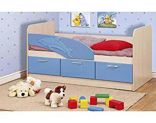 Купить кровать Олимп-Мебель Дельфин 06.222 (160 см)