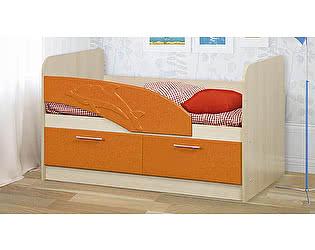 Купить кровать Олимп-Мебель Дельфин 06.01 (140 см)