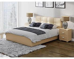 Купить кровать Орма-мебель Life 1 (ткань бентлей)