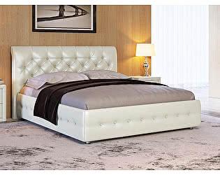Купить кровать Орма-мебель Life 4 (ткань бентлей)