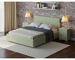 Купить кровать Орма-мебель Life 2 Box (ткань бентлей)