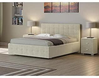 Купить кровать Орма-мебель Life 3 Box (ткань бентлей)