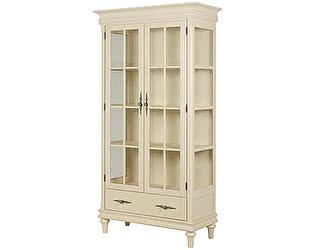 Купить шкаф Mobilier de Maison Витрина Belveder Blanc bonbon, ST6318
