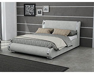 Купить кровать Орма-мебель Corso 8 (ткань бентлей)