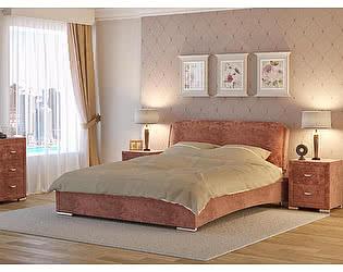 Купить кровать Орма-мебель Nuvola 4 (1 подушка) ткань бентлей