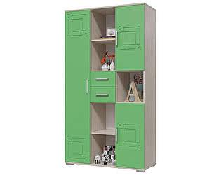 Купить шкаф Мэри-Мебель Индиго Мэри И-12 комбинированный с ящиками
