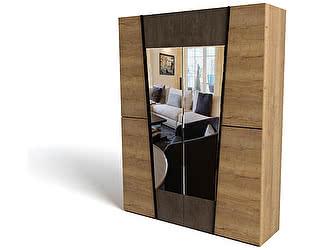 Купить шкаф СБК Стреза 4-x дверный