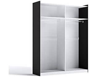 Купить шкаф СБК Модена 4-х дверный (каркас)
