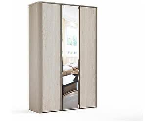 Купить шкаф СБК Лацио 3-х дверный