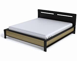 Купить кровать СБК Сакура 1800 со вставкой бамбук (Хай-Лайн)