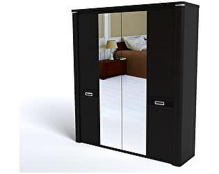 Купить шкаф СБК Магнолия 4-х дверный
