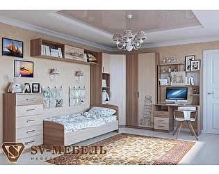 Купить детскую SV-мебель Город, композиция 2