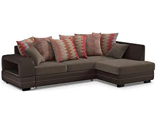 Купить диван Moon Trade Дубай Next 030 угловой правый (коричневый)