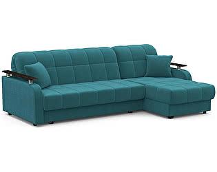 Купить диван Moon Trade Карина 044 угловой универсальный аккордеон (зеленый)