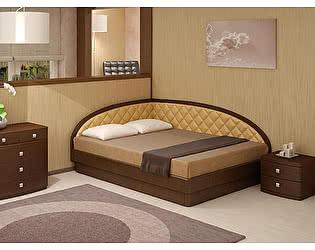 Купить кровать Toris Юма Тинто правое