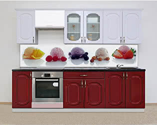 Купить кухню Боровичи-мебель Трапеза Классика 2000 (II кат)