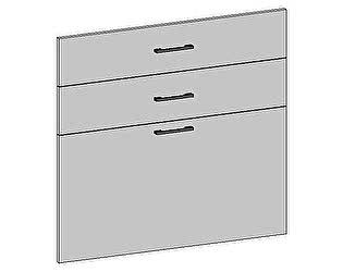 Купить  Браво Комплект фасадов Греция для каркаса Ф-53 Н803 Гранатовый металлик