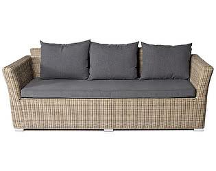 Купить диван Кватросис Капучино трехместный