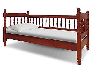 Купить кровать ВМК-Шале Смайл с тремя спинками (sale) детская