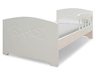 Купить кровать ВМК-Шале Жанна с бортиком (sale) детская
